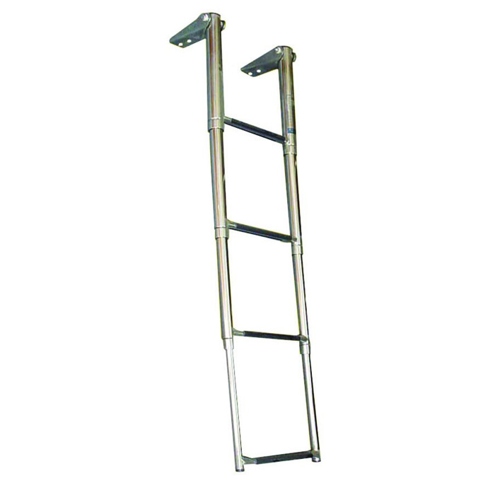 Over Platform Telescoping Ladder White Water Marine Hardware