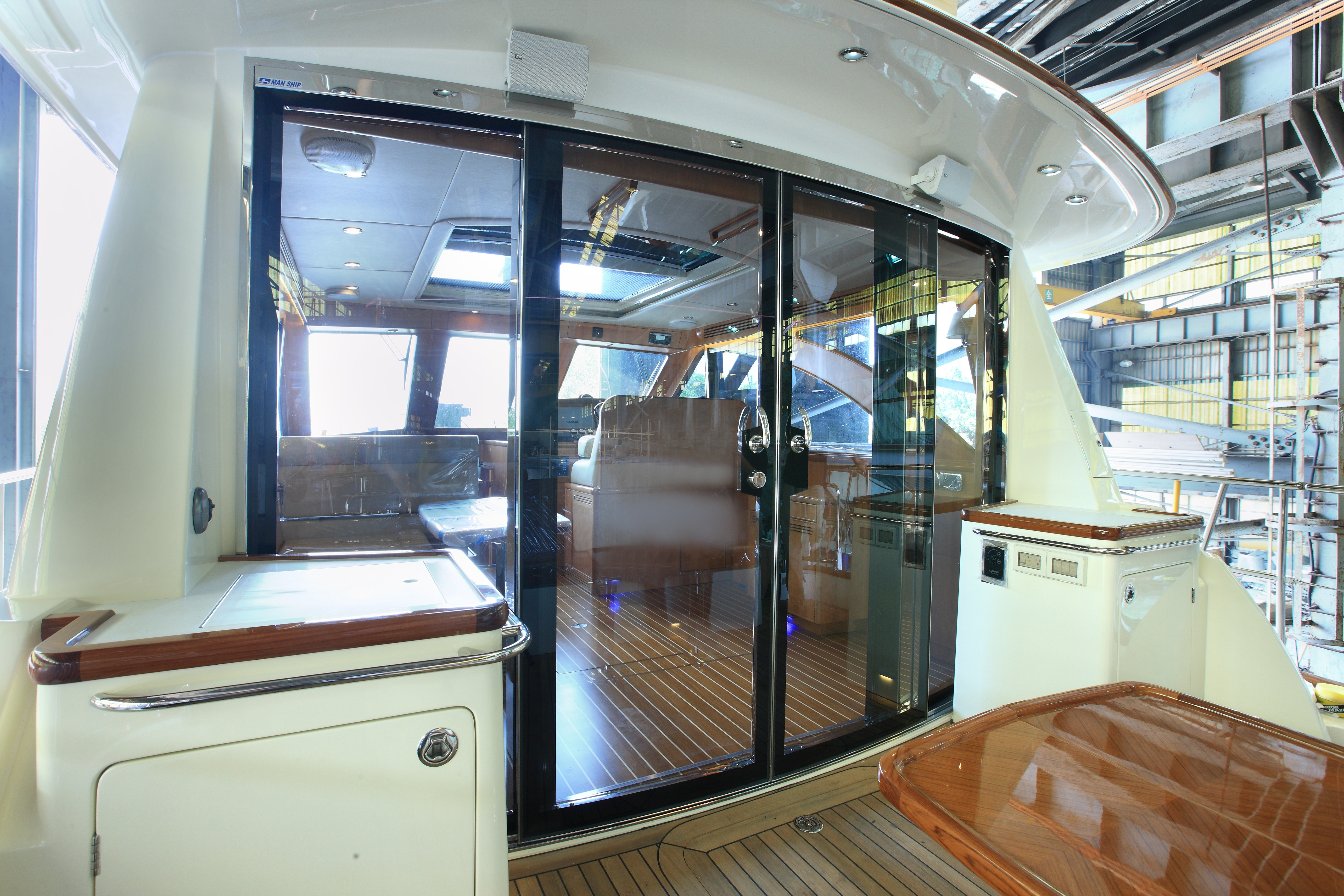 Attractive Saloon Doors Archives - White Water Marine Hardware YS23